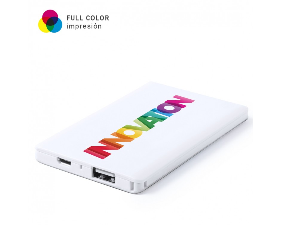 Power bank personalizados