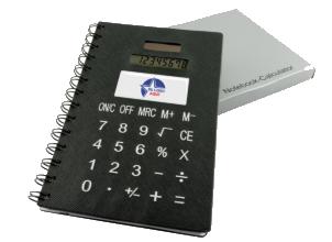 Calculadoras publicitarias personalizadas