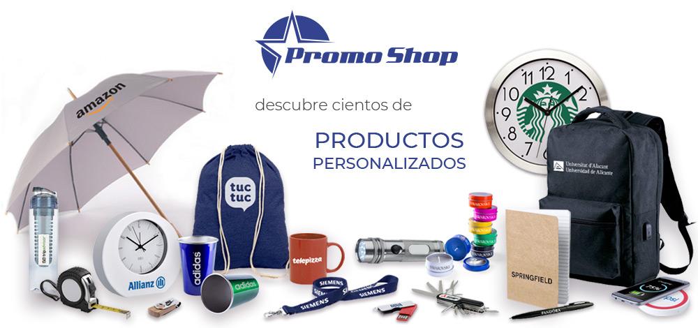 artículos publicitarios personalizados con logotipo impreso