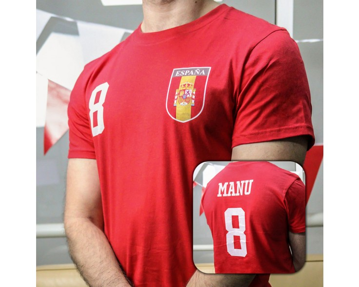 camiseta eurocopa vintage classic
