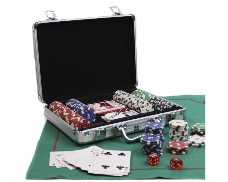 Juego de poker personalizado