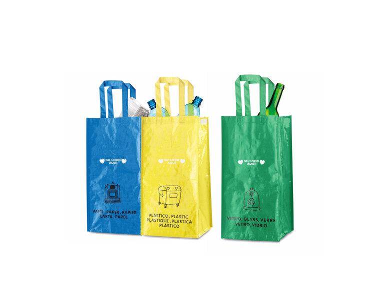 bolsas reciclaje personalizadas