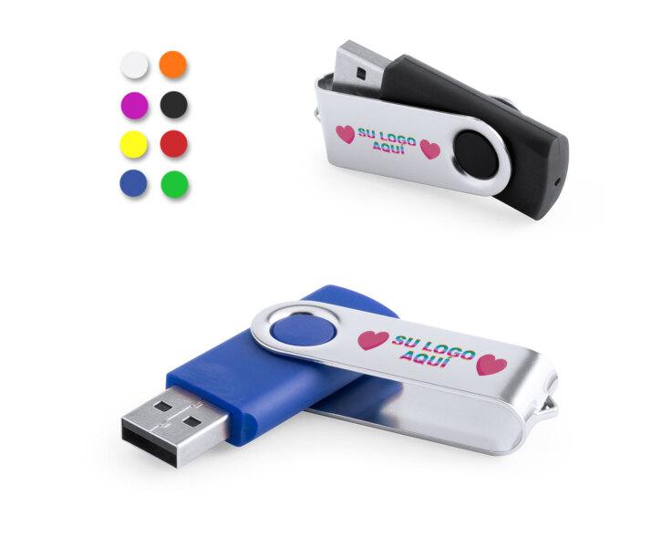 memoria USB personalizada