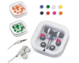 compra regalo publicitario para empresas auriculares