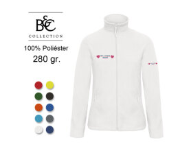 chaqueta polar personalizada