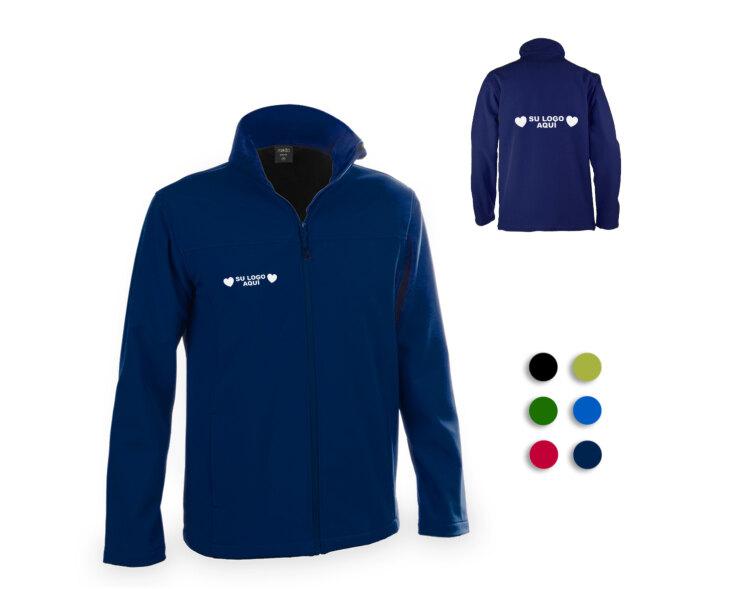merchandising publicitario para empresas chaqueta