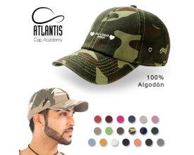 gorra personalizada con logotipo