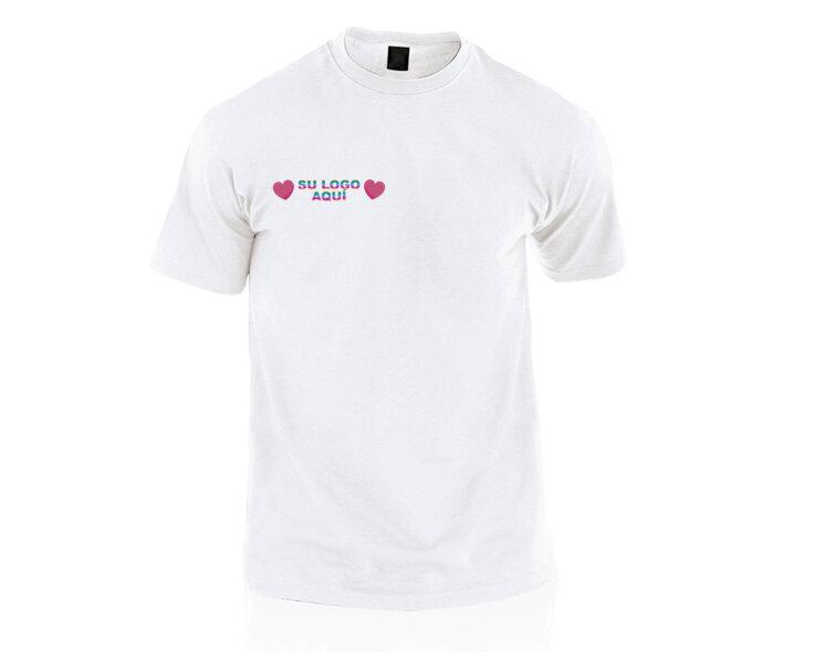 camiseta publicitaria personalizada para empresas