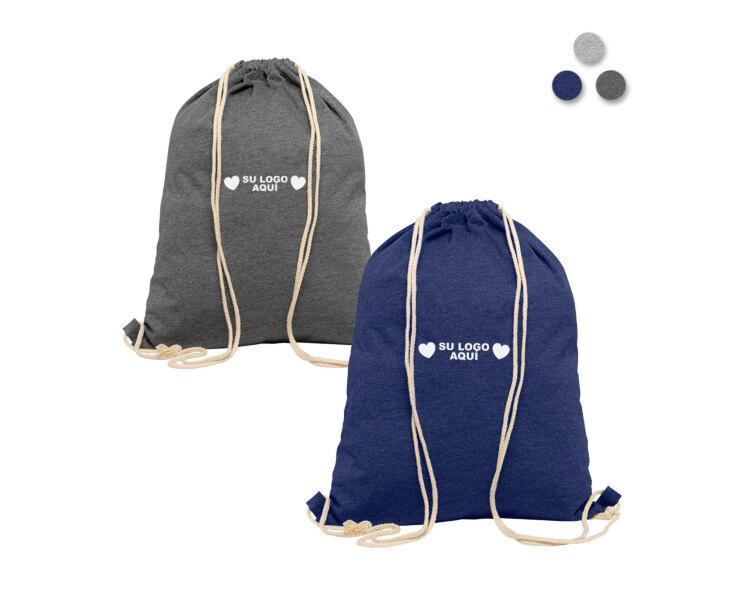 mochila de saco personalizada