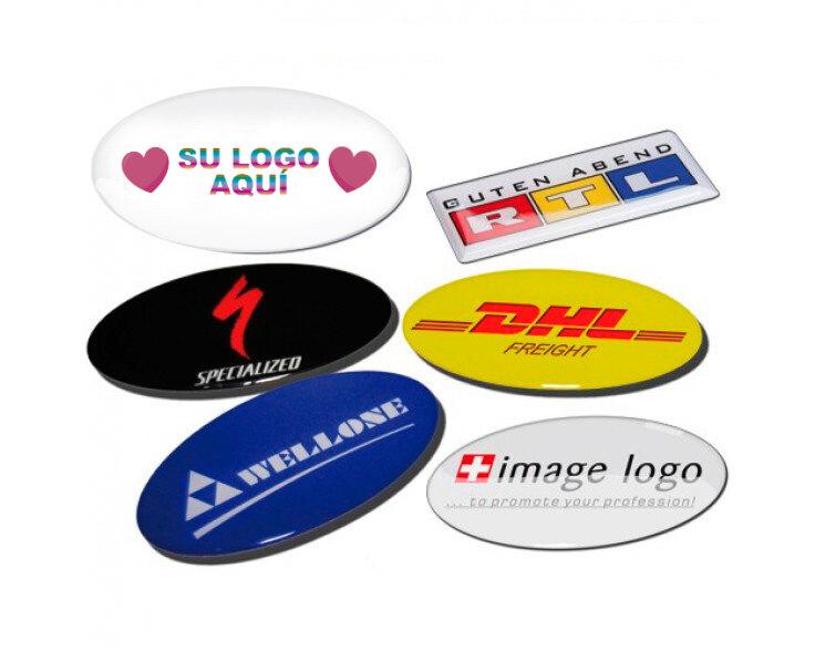 Pegatina personalizable regalo promocional empresa, merchandising