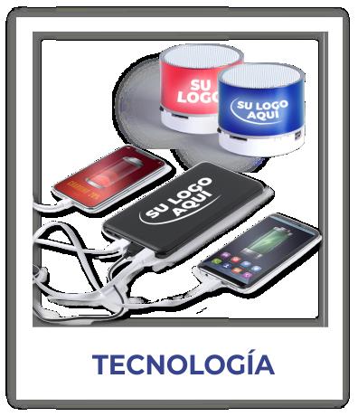 Mechandising personalizado para el sector de la tecnologia