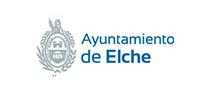 bolígrafo personalizado como regalo publicitario económico para el Ayuntamiento de Elche
