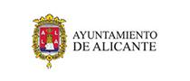 Parasol coche personalizado como regalo publicitario para el Ayuntamiento de Alicante